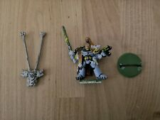 Warhammer 40K Space Wolves Lord Ragnar Blackmane With Backpack Metal