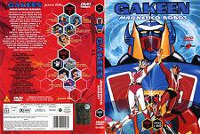 GAKEEN MAGNETICO ROBOT BOX 1 DI 4 - SERIE IN DVD - FUORI CATALOGO