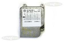 VAG Golf 4 Beetle ECU module de commande 1C0909605A 5WK43122-No crash data