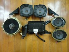 Bose 8-Piece Car Sound System *Powered* Speakers Mazda 6 2002-2008