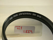 Original B+W Grau Grey Farbverlauf Gradual Filter Lens Photo 60mm 60 E60 (7)