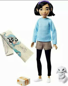 Netflix Over the Moon Fei Fei & Bungee Figure, Fashion Doll COLLECTER