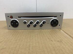 Renault car Radio Stereo CD player Head Unit Update List Renrdw344 Silver + Code
