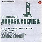 Giordano: Andrea Chénier, Renata Scotto, Sherrill Milnes, , Very Good CD