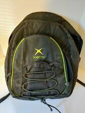 Microsoft Xbox Original System Carry Case Backpack Fabric Video Game