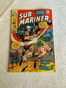 Sub-Mariner #40 (Aug 1971, Marvel)