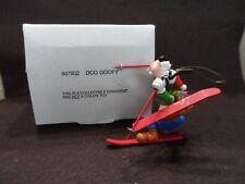 Disney Grolier DCO Goofy Christmas Ornament w/Box  007902