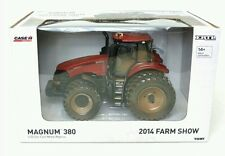 ERTL CASE/IH MAGNUM 380 TRACTOR WITH DUALS 1/32 SCALE - DUSTY 2014 FARM SHOW
