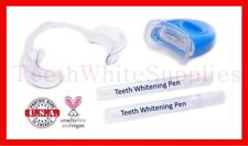 36% TEETH WHITENING PEN AND WHITENING LIGHT  (PROFESSIONAL STRENGTH WHITENING)
