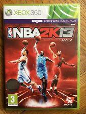 NBA 2K13  - Xbox 360 UK Factory Sealed!