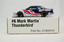 Revell Mark Martin #6 Ford Thunderbird Valvoline 1991 1:24 Scale