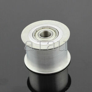 10 pcs Smooth Idler Pulley With bore 8mm For width 21mm HTD5M 3M Timing belt
