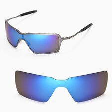 New WL Polarized Ice Blue Replacement Lenses For Oakley Probation Sunglasses