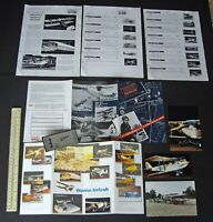 1993-5 Hooton Aircraft Ellesmere Port. Collection of Catalogues and Ephemera
