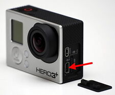 REPAIR SERVICE for GoPro Hero 3 Camera Black Mini USB Port Replacement