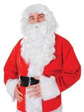 White Santa Beard and wig set Christmas Fancy dress Costume Accessory