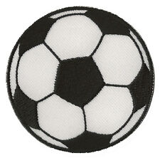 Ecusson patche Foot Football ballon soccer patch thermocollant