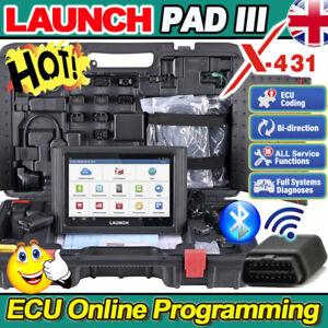 Original LAUNCH X431 PAD III PAD3 V2.0 ALL System Diagnostic Tool Global Version