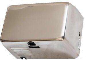 Freedom Compact Eco Hand Dryer Polished Chrome