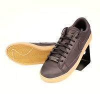 Nike Sportswear Blazer Low LXX Sneaker Schwarz Low Rubber Leder Gr 42 BQ5307-001