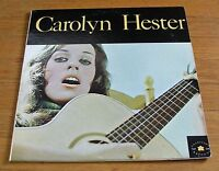"Carolyn Hester 1961 Tradition Mono LP ""Carolyn Hester"" Folk Music"