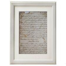 ALTES MANUSKRIPT REZEPT MARILLEN PASTA MARILLE 1790 MANUSCRIPT APRIKOSE PLUM