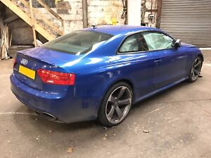 AUDI A5 S5 RS5 4.2V8 CFSA ENGINE PXL GEARBOX BREAKING PEDAL FOR SALE