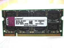 2GB MEMORIA RAM DDR2 667 MHz SODIMM 200 Pin KINGSTON KTH-ZD800B/2G