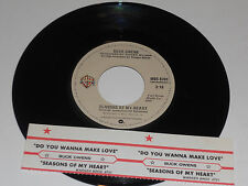 BUCK OWENS NM- Seasons of My Heart 45 Do You Wanna Make Love WBS 8701 Jukebox