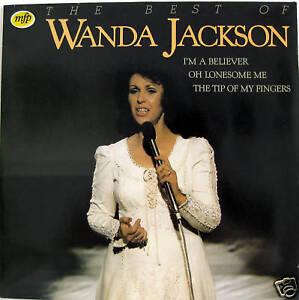LP / WANDA JACKSON / SELTEN /