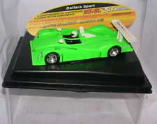 SPIRIT SLOT CAR DALLARA SPORT COMPETITION GREEN MB