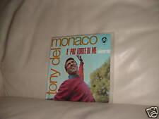 """TONY DEL MONACO SANREMO'67 """" E' PIU' FORTE DI ME """"  ITALY"""