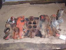 1961 CHEVY 348 ENGINE 4BBL INTAKE MANIFOLD 3732757 F1859 1960 1959 1962 OEM O