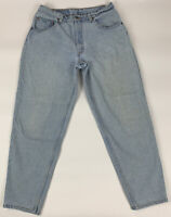 Vtg 90's Levi's Mens 560 Jeans Faded Wash Loose Fit Tapered Leg USA Size 34 x 30