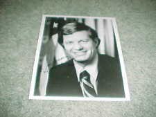 Montana Congressman Max Baucus Autographed Signed Photo