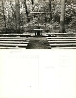 FOREST CHURCH (?)  VINTAGE RPPC REAL PHOTO POSTCARD