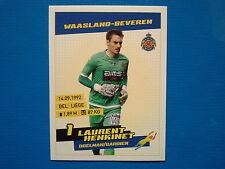 Panini Pro League 2016 n.368 Henkinet Waasland-Beveren