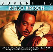 Peabo Bryson - Super Hits [New CD]