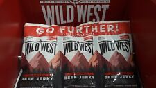 (3 Pack) Wild West Original Beef Jerky Marinated, Smoked & Cooked 100g