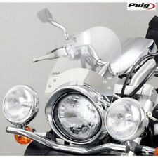 Bulle Puig Custom Roadster Suzuki Gn250 1988 Transparent
