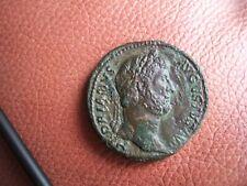 HADRIAN Roman Bronze Sestertius
