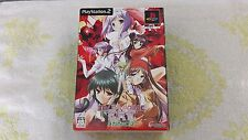 BALDR FORCE EXE LIMITED EDITION, PLAYSTATION 2/PLAY2/PS2, JAP/IMPORT/JP
