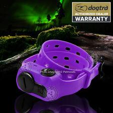Dogtra IQ No Bark Training Collar IQ-BARK-PUR Vibration Sensitive Skin Purple