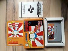 Hebereke's Popoon Super Nintendo SNES PAL Complete in box (CIB)