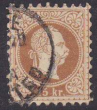 Used Austrian Stamps