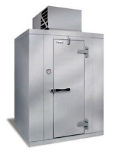 "Kolpak P7-610-CT 6' x 10' x 7'6""H Walk-In Cooler Self Contained"