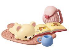 Re-Ment Miniature Sanrio Rilakkuma Winter in Honey Forest # 6 Sleepover