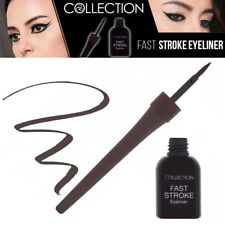 Collection Fast Stroke Eyeliner Highly Pigmented Long Lasting Eye Colour - Brown