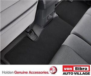 Brand New Genuine Holden Colorado Rear Carpet Mats 92280166 *FREE POSTAGE*