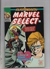Marvel Select n°10 - Marvel France décembre 1998 - état neuf